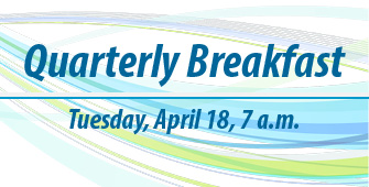Quarterly Breakfast April 18