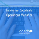 Job Opening: Operations Manager