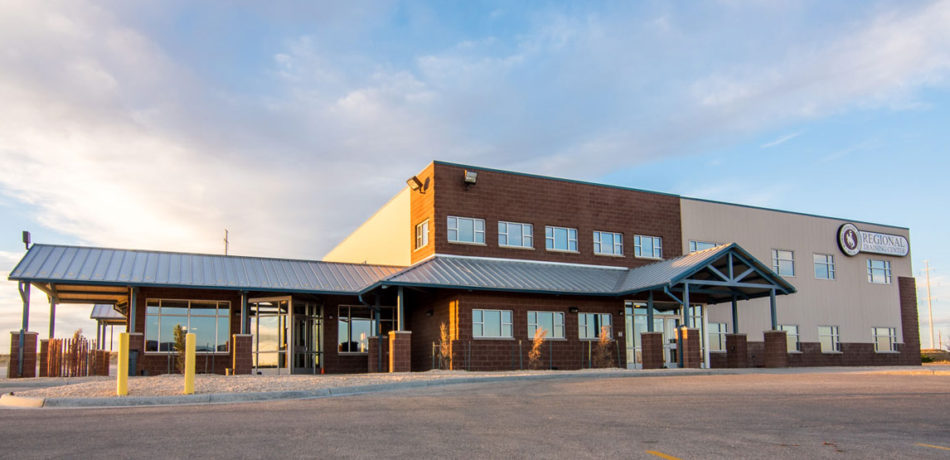 Wyoming Contractors Association Regional Training Center