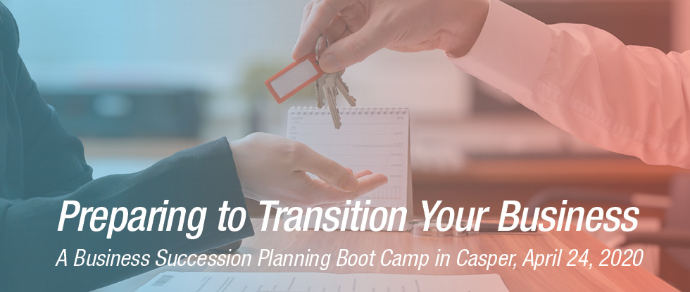 Succession Planning Bootcamp Image